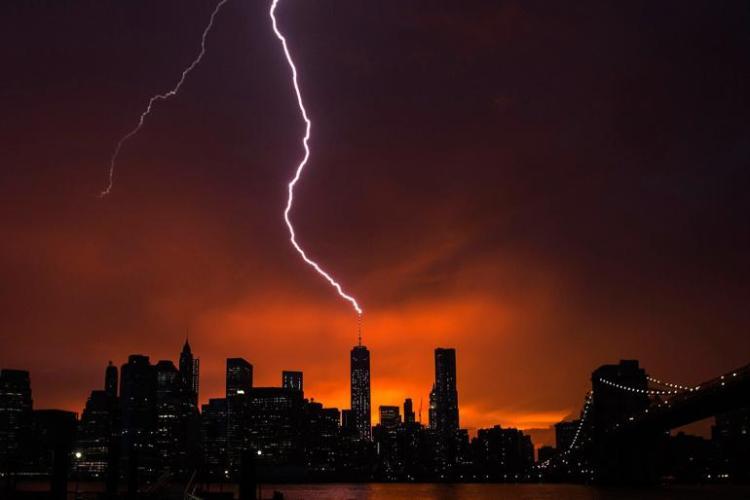 lightning-world-trade-center