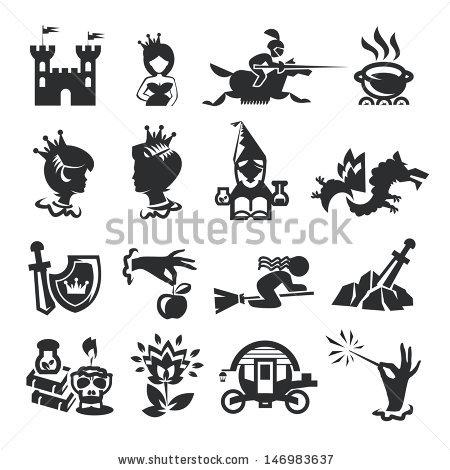 stock-vector-fairy-tale-icons-146983637