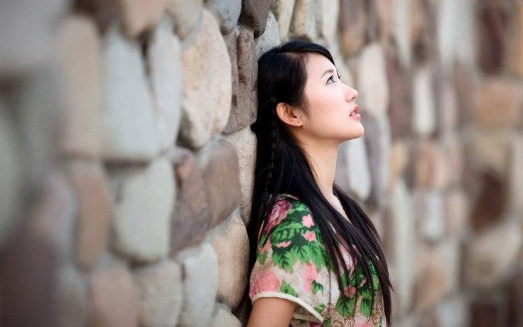 Sad-Chines-Girl-Wallpaper-HD