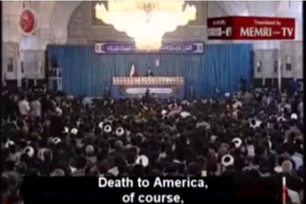 death-to-america-iran-ayatollah