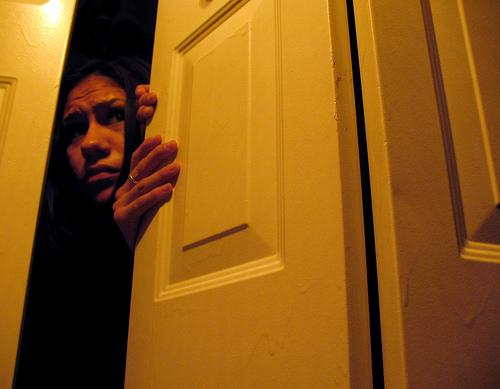 hiding-in-closet