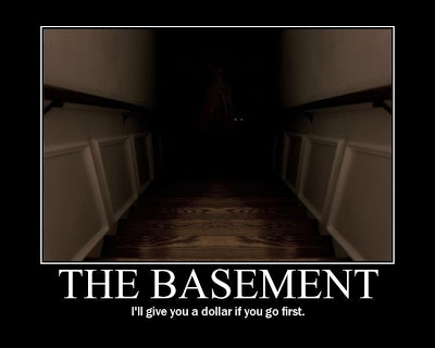 888 - basement cat dark eyes Scary