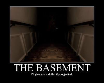 888 - basement cat dark eyes Scary